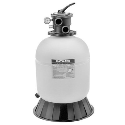 Hayward Pro Series Top-Mount Sand Filter 100 lbs S166T
