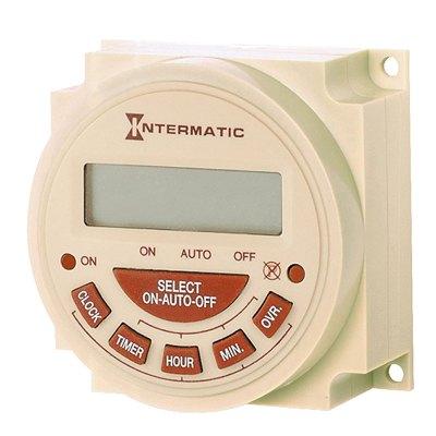 Intermatic 16 Amps 240-Volt Electric Timer Mechanism PB314E