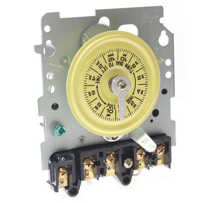 Intermatic Mechanical Timer Time Switch 220V DPST T104M