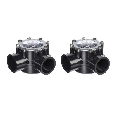 Jandy Check Valve 90 Degree 1.5in. - 2in. 7511 - 2 Pack