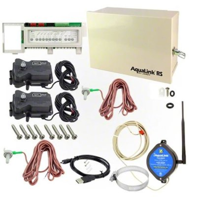 Jandy iAquaLink RS Complete Control System Bundle IQ904-PS