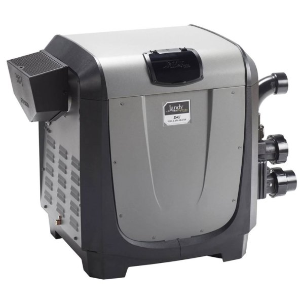 Jandy JXi Pool Spa Natural Gas Heater Cupronickel JXi400NN