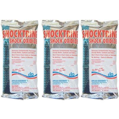 Non-chlorine Shock Shocktrine 1 lb 23411 - 3 Pack