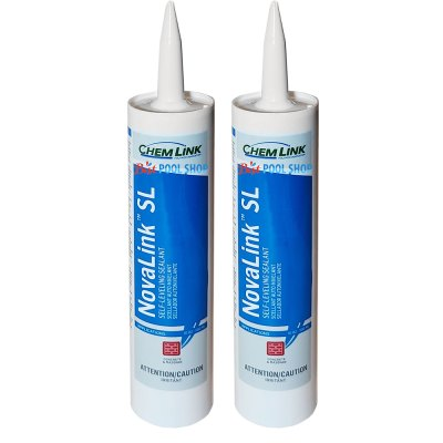 NovaLink SL Pool Deck Self-Leveling Sealant Tan 10oz. F1234ST - 2 Pack