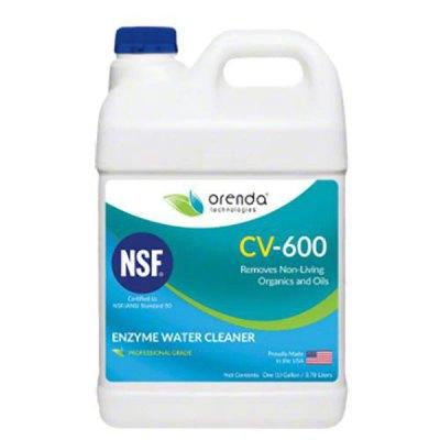 Orenda CV-600 Enzyme Pool Water Cleaner 1 Gallon ORE-50-134