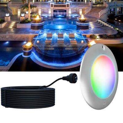 PAL Evenglow Multi Color Pool Light LED 12V 80ft. 64-EGL-80