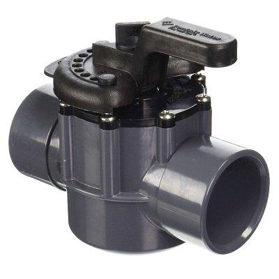 Pentair 2in. - 2.5in. 2-Port PVC Diverter Valve 263029