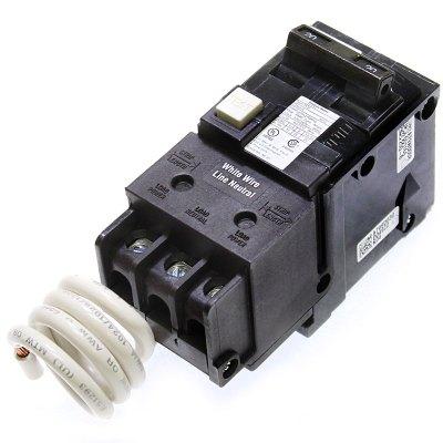 Pentair GFCI Breaker 2 Pole 15 Amp PA215GF