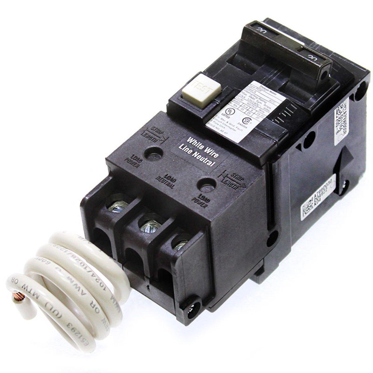 220 gfci wiring diagram pentair gfci breaker 2 pole 20 amp pa220gf free shipping  pentair gfci breaker 2 pole 20 amp