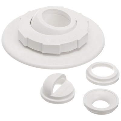 Pentair Inlet Fitting Insert SQ White 08434-0000