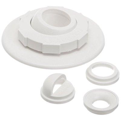Pentair Inlet Fitting Insert SQ White 08434-0000