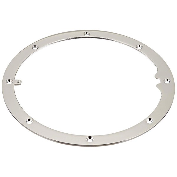 Pentair Large Stainless Steel Niche Liner 8 Hole Sealing Ring 79200100