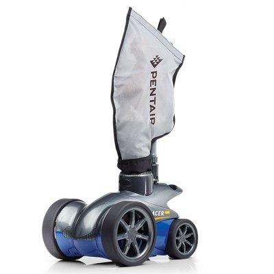 Pentair Racer LS Pressure Side Automatic Pool Cleaner 360330