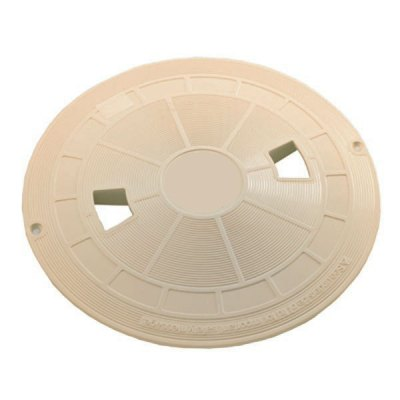 Pentair Sta-Rite U-3 Skimmer Deck Lid Tan RT108 08650-0158