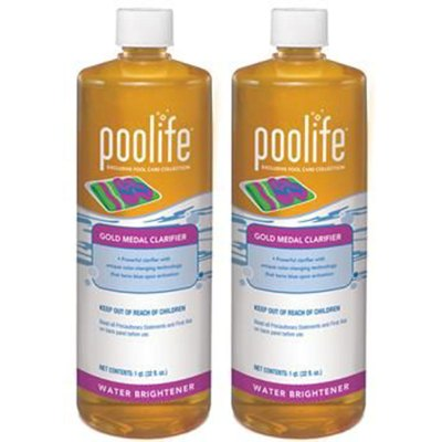 Poolife Gold Medal Pool Water Clarifier 62018 - 2 Pack