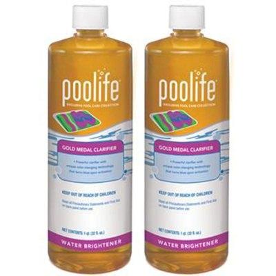 Poolife Gold Medal Pool Water Clarifier 62018 - 2 Pack