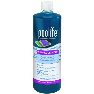 Poolife TurboBlu Swimming Pool Water Clarifier 62064