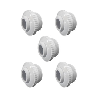 Pooline 1.5 in. Thread 1 in. Opening Hydrostream Jet 11211A - 5 Pack