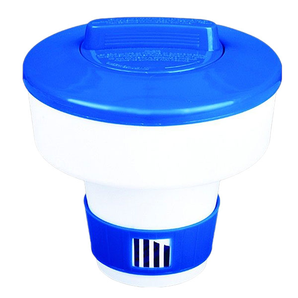 Pooline Small 3 in. Pool Chlorine Tablet Feeder Floater 11063
