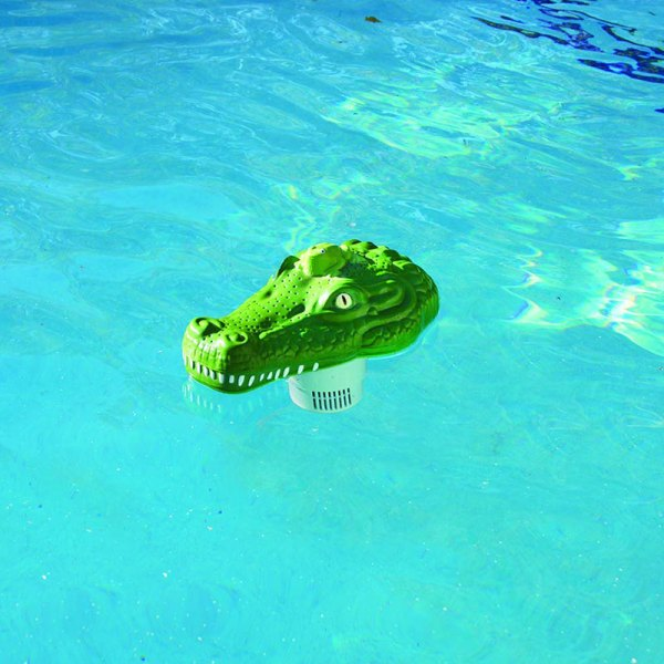 PoolMaster Clori-Gator 3 in. Pool Chlorine Tablet Feeder 32132