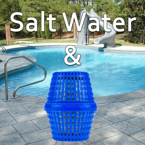 PoolRx is Ideal for Swimming Pools with Salt Water Chlorine Generators.
