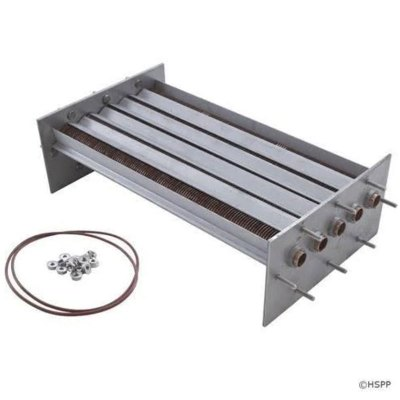 Raypak 130A Pool Heater Heat Exchanger Copper Tube Bundle 011597F