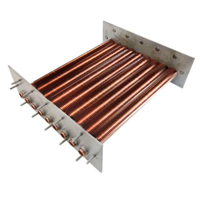 Raypak Pool Heater Heat Exchanger Copper Tube Bundle 010060F