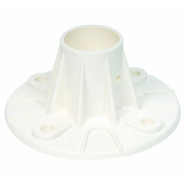 S.R. Smith Plastic Deck-Mounted Single Flange 05-623