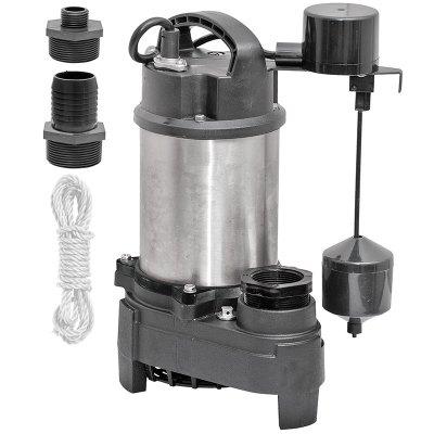 Superior 1/2 HP Submersible Pool Water Drain Pump 92589