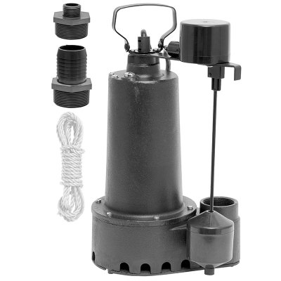 Superior 1/3 HP Submersible Pool Water Drain Pump 92359