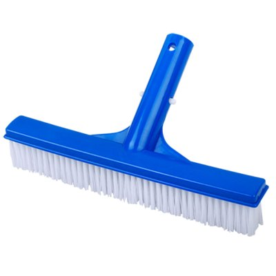 Pool Wall Brush ABS Molded Plastic With Nylon Bristles 10 inches 11085