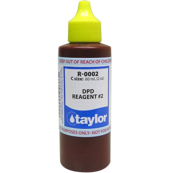 Taylor Dropper Bottle 2 oz DPD Reagent #2 R-0002-C