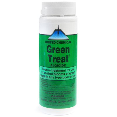 United Cemical Algaecide Green Treat GT-C12
