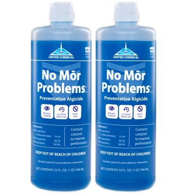 United Chemical No Mor Problems 1qt NMP-C12 - 2 Pack