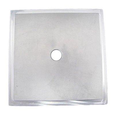 Val-Pak Antony Precast Pool Skimmer Cover Lid 9in. x 9in. V34-018