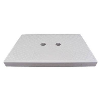 Val-Pak Rectangular Molded Pool Skimmer Cover 10in. x 15in. V50-113