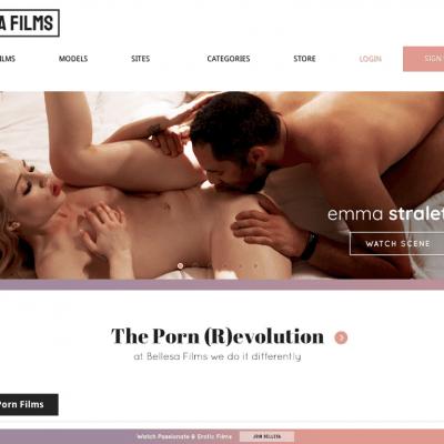 Bellesafilms - Best Premium Porn Sites For Women