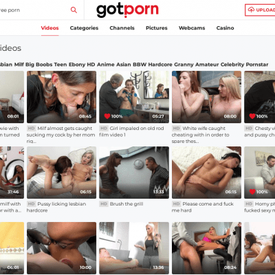 Gotporn - Best Free Porn Sites