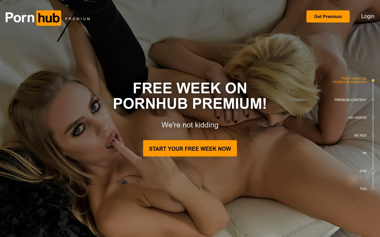 Pornhub Premium - Best Premium Porn Sites