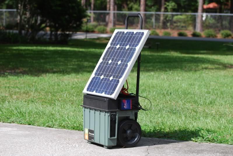 Solar Portable Power Pack