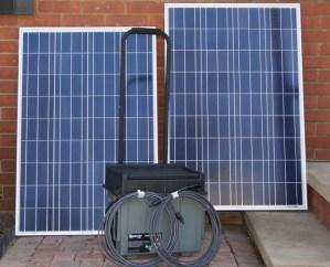 Solar Generator Plug n Play