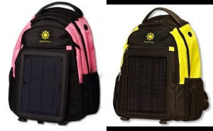 SolarGoPack 12K Solar Backpack