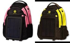 SolarGoPack 12K Solar Backpack