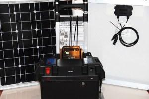 OG solar 100 Amp 3000 Watt Peak Power Solar Power Generator