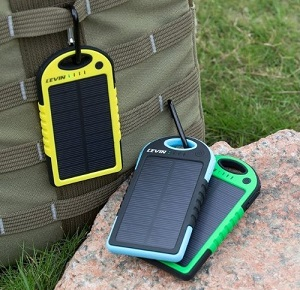 Levin Solar Panel Charger