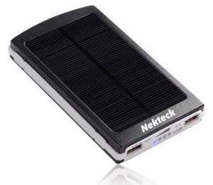 Nekteck Solar Panel Charger
