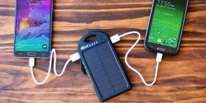Portable Solar Chargers for Cell Phones