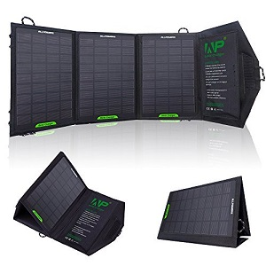AllPpowers Sortable Charger Solar 12W