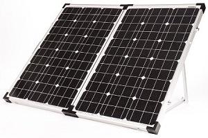 Go Power GP-PSK-120 120W Solar Panel