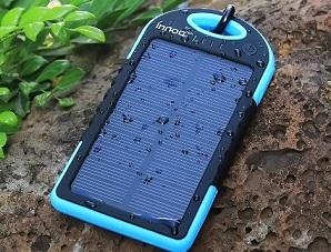 Innoo Tech Solar Charger 500mAh